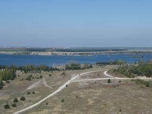 Blick zum Seedlitzer See