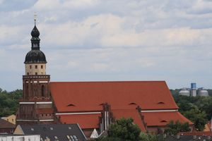 Blick zur Oberkirche